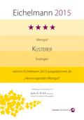 Auszeichnung Eichelmann 2015