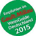 Auszeichnung Gault & Millau 2015